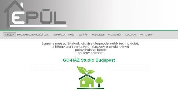 Alacsony energia igényű épületek - Épül Kft.