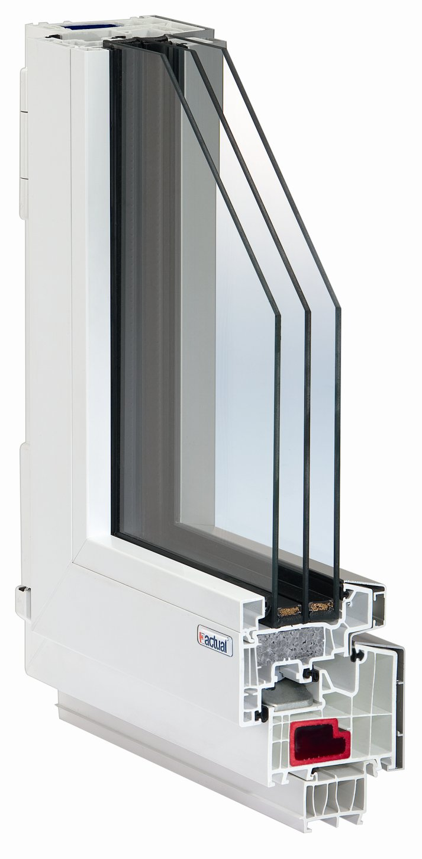 MATRIX3 Hybrid műanyag ablak