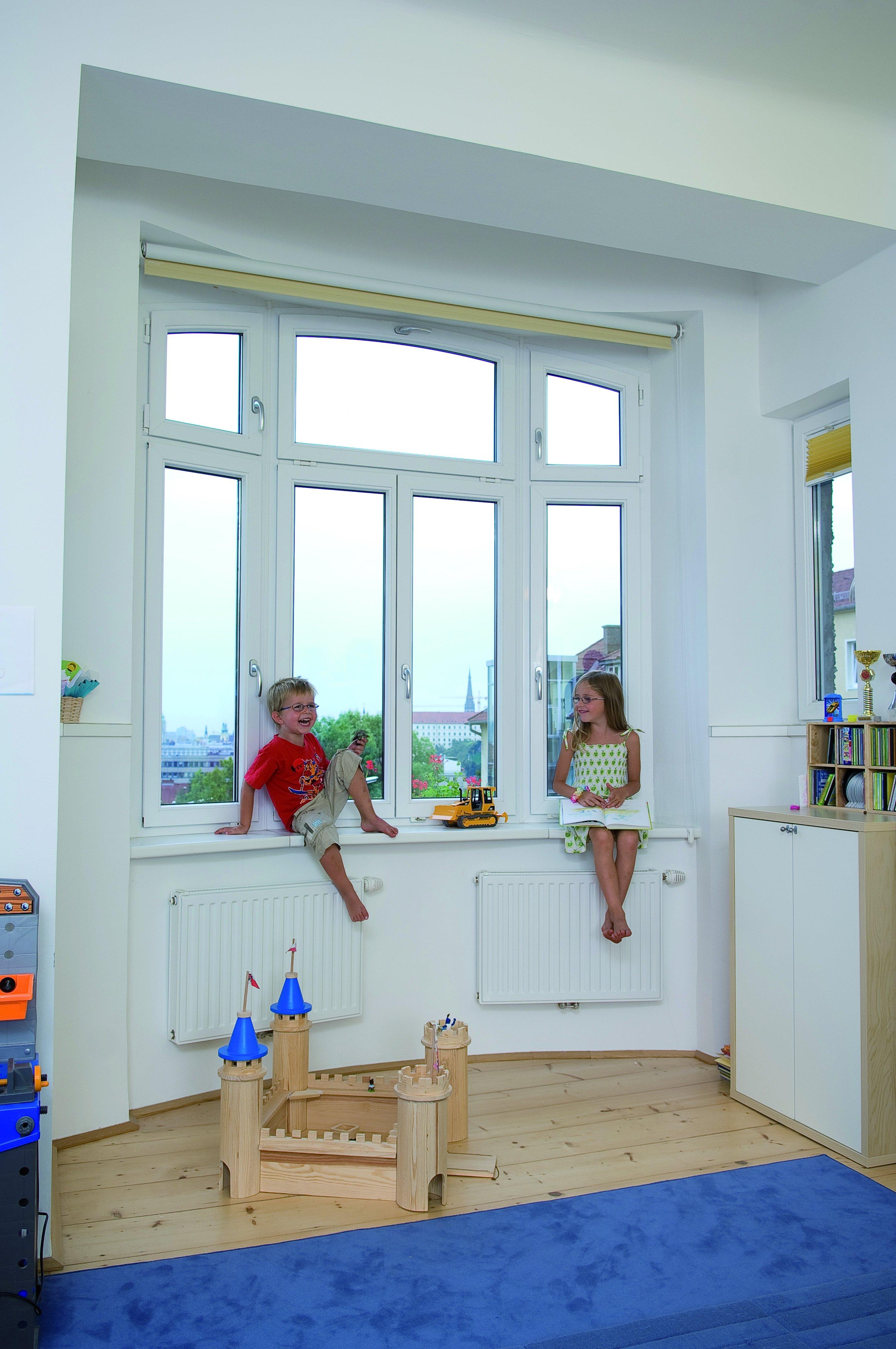 Életre szóló Energia Zseni műanyag ablakok háromrétegű üvegezéssel