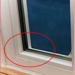 A speciális műanyagból készült, ún. melegperemes ablaknál jelentősen kisebb a páralecsapódás veszélye