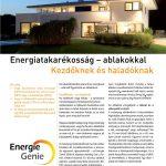 Energiatakarékosság - ablakokkal