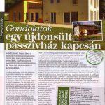 Iker családi ház darmstadti minősítéssel