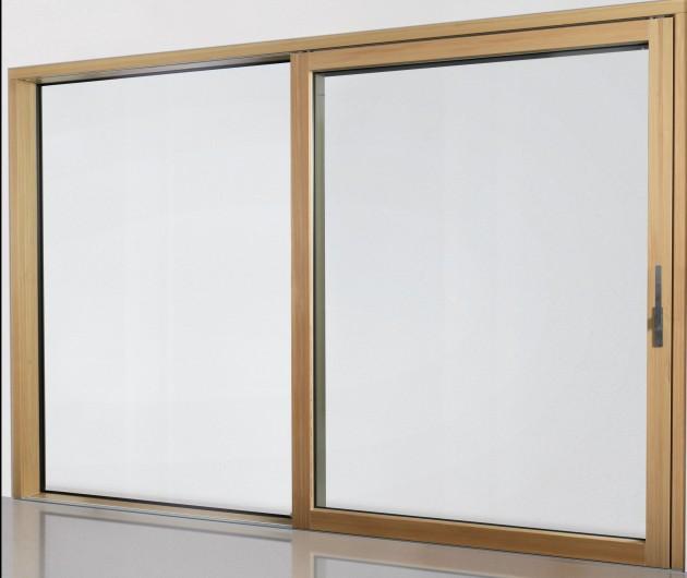 Új fa-alu emelő-toló ajtó